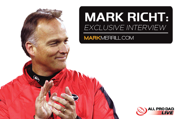 Mark Richt Interview