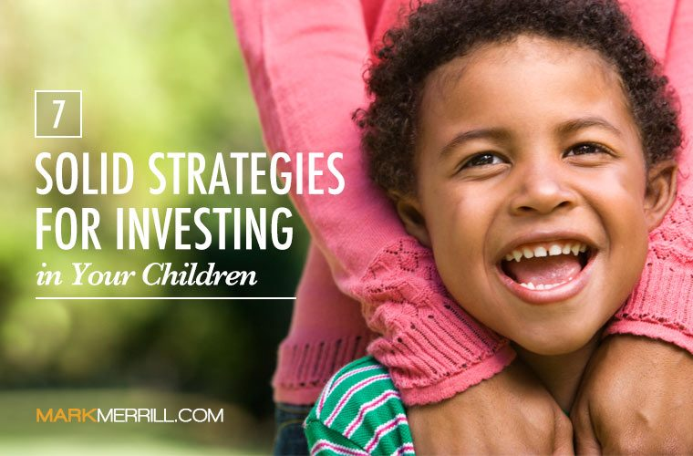 investing in your child