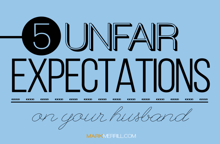 unfair expectations