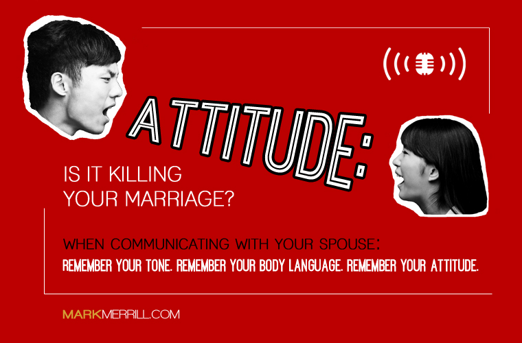 attitude in marriage