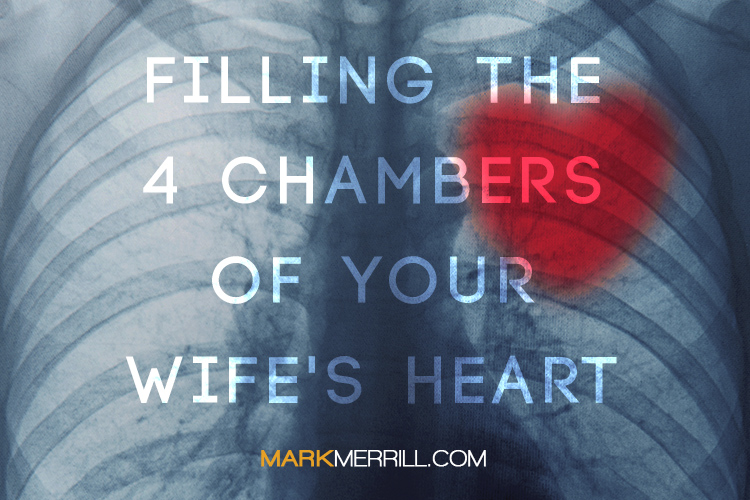 your wife's heart