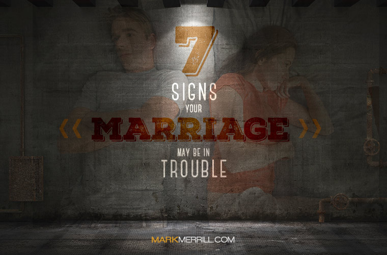 10 Signs Your Marriage Is In Trouble