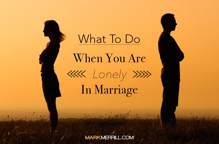 lonely in marriage