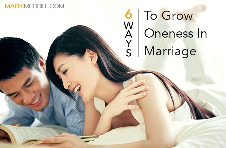 oneness in marriage