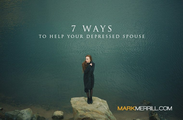 how to help your husband with depression