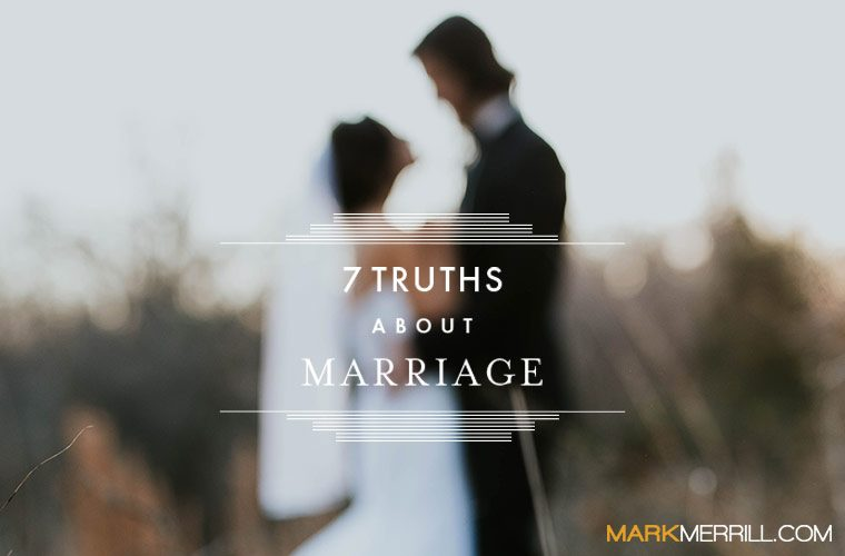 about marriage