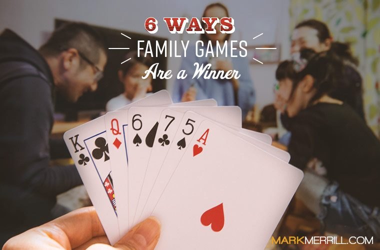 games to play with family