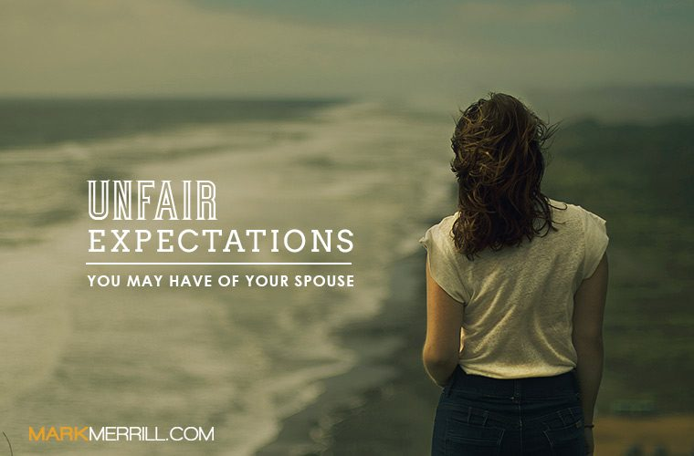 expectations in marriage