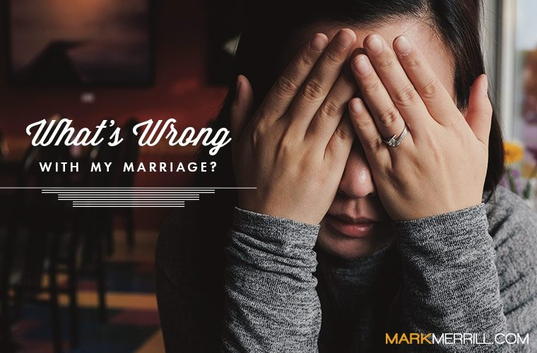 unhappy in marriage