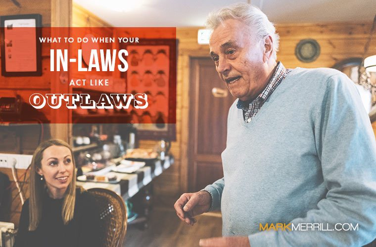 dealing with the inlaws
